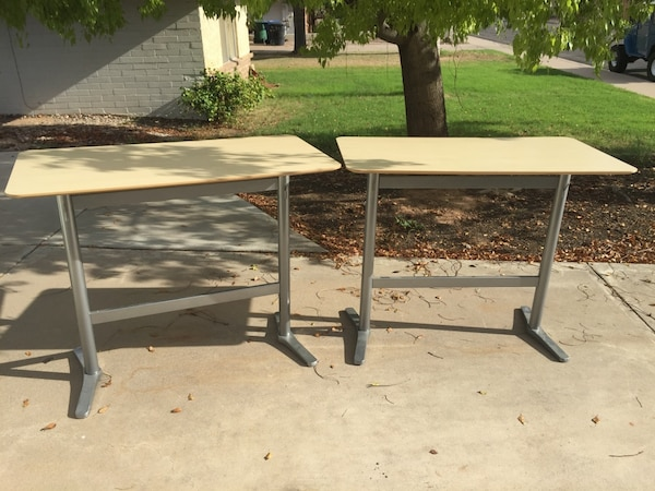 Two Ikea Billsta High Tables Like New Delivery Available