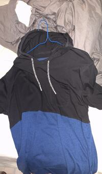 Black and Blue Hoodie New Westminster, V3L