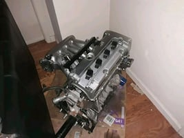05 TSX K24a2 complete engine