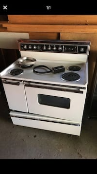 GE Stove Oven Bloomfield Hills, 48302