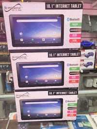 """10"""" SCREEN ANDROID TABLET AVAILABLE 1 TB MEMORY with webcam BLUETOOTH. Los Angeles, 90014"""