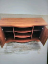 Wooden TV Stand Arlington