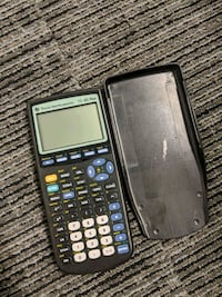 TI-83 Plus graphing calculator Washington, 20036