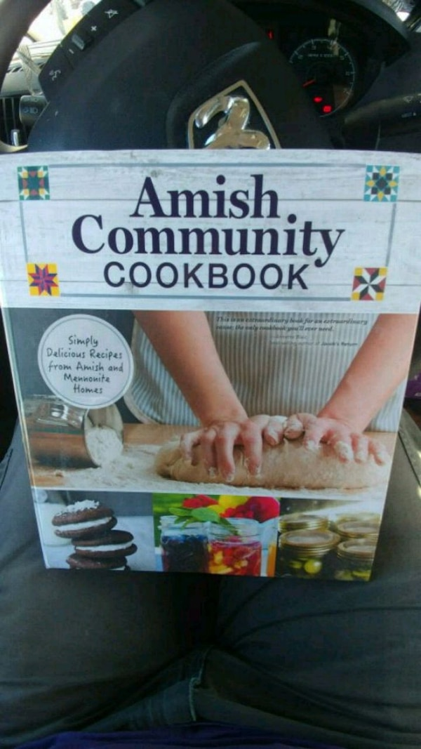 amish community cookbook simply delicious recipes from amish and mennonite homes