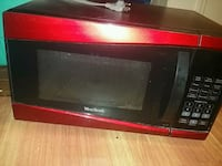 black and red microwave oven Louisville, 40216