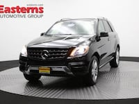 2015 Mercedes-Benz ML 350 ML 350 Alexandria, 22304