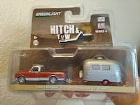 Greenlight 1968 Chevrolet C-10 and Airstream Bambi