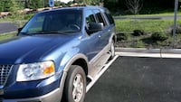 2003 Ford Expedition Orange