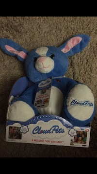 Brand New Cloud Pet Blue Easter Bunny Berlin, 06037