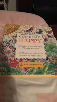 Colouring book Carleton Place, K7C