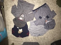 Name brand boys 2t clothing ( approx 30 items) Westminster, 92683