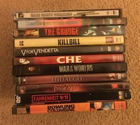 11 Assorted DVD's  Rohnert Park, 94928