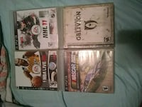 PS3 games North Augusta, 29841