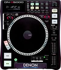 DENON DN-S5000 Turntable(2) Washington, 20036