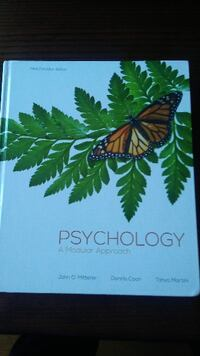 Psychology A Modular Approach textbook Hamilton