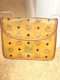 Authentic MCM bag  Hyattsville, 20785