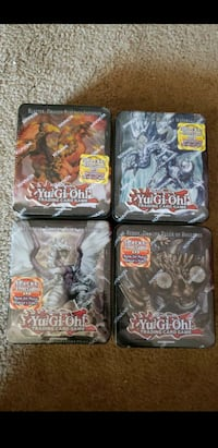 Yugioh Collectible Tins 2013 Dragon Rulers Complet Queens, 11368