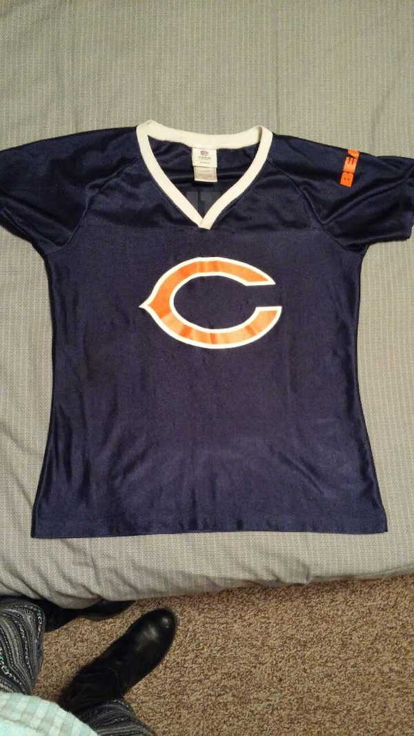 new arrival e2d6c 66cee Women's Chicago Bears Jay Cutler Jersey