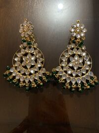Earrings and Tikka Surrey, V3T 2Z6