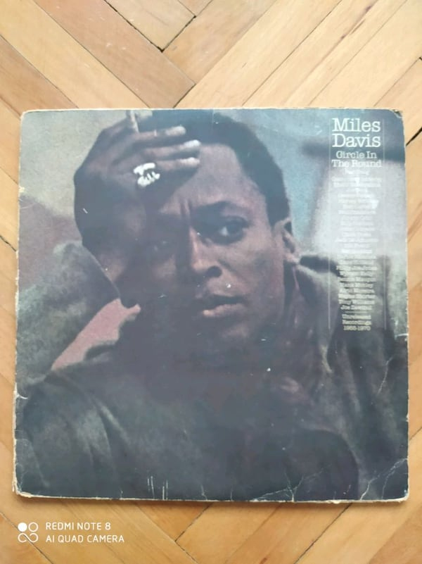 Miles Davis Circle in the round çift plak. 7bf4ad53-41fb-46d7-9076-3b3c71e1aede