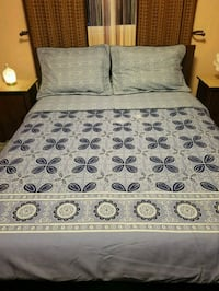 8-Piece Bedding Set  London, N5Y 4J7