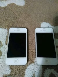 I PHONE4 AND ONE IS A 4S 58 km