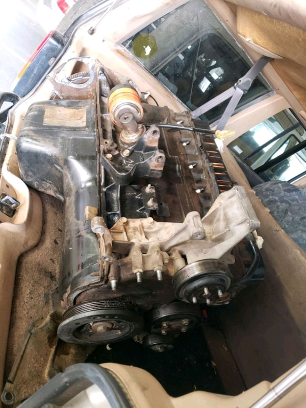 Jeep 4.0 Engine For Sale >> Used Jeep Cherokee 6 Cylinder 4 0l Motor For Sale In Tempe