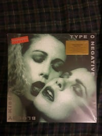 Type o Negative black friday exclusive vinyl 2018 Quincy, 02169