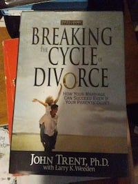 Breaking the Cycle of Divorce by John Trent book Beech Island, 29842