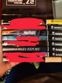 GameCube games complete in box