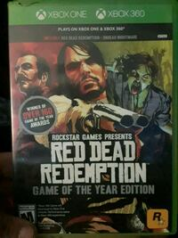 red dead redemption xbox one North Highlands