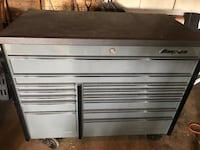 black and gray tool cabinet Sioux Falls, 57104
