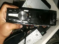 black Pioneer 1-DIN car stereo head unit Hyattsville, 20782