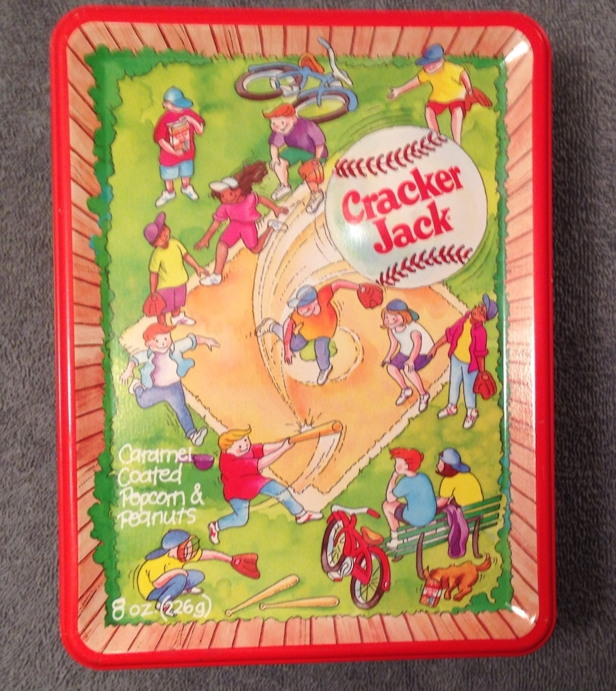 cracker jack tray for sale  Lake Mills