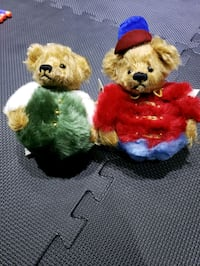 Elf and soldier cottage Collectible teddy bears Toronto, M1W 2M3