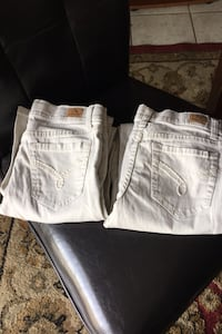 Pants  there are two size 10 for girl p