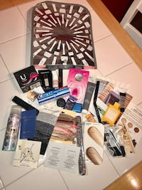 Beauty Bag Travel Size Product Assortment Catonsville
