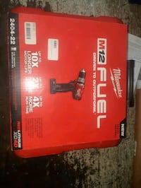 BRAND NEW milwaukee m12 fuel hammer drill Vaughan