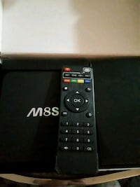 4K Android BOX M8S  540 km