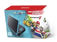 New Nintendo 2DS XL With Mario Kart
