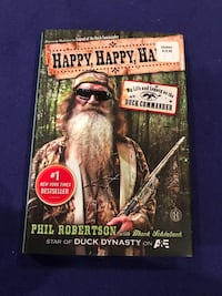 Happy, Happy, Happy- Duck Dynasty Book