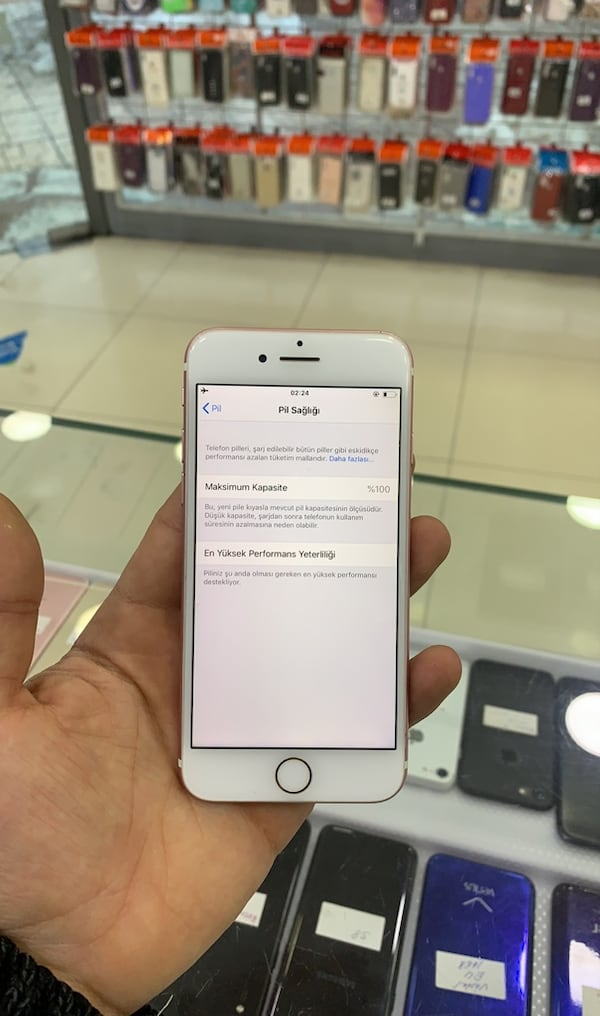 İPHONE 7 32GB TEMİZ b99f0a2f-96e5-4783-86b9-da3ec4c8647f