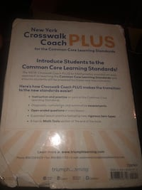 Crosswalk Coach PLUS for Common Core New York, 11422