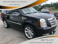 Cadillac-Escalade-2011 North Chesterfield