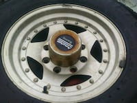 All 4 Rims for a gmc 3\4 ton 16 in  Florence, 39073