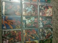 Marvel and dc cards  Toronto, M6K 3G7
