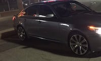 Brand new !!!! Bmw rims and tires 9/10 condition  - 245/35ZR 19 inch M3 rims *price is also negotiable* Brampton