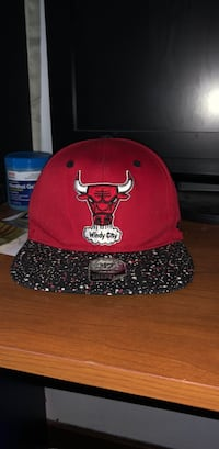 47 Brand Chicago Bulls SnapBack  Warren, 16365