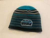 Official Star Wars Blue Grey and Black Striped Beanie