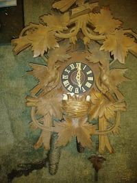 REDUCED Antique cookoo wall clock from Germany 65 km